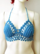 Crochet Bikini Top Pattern 44 Luxury Pattern For Crochet Swimwear Wwwmrsbroos