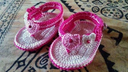 ce535e664f13 Crochet Flip Flop Pattern Adorable And Free Crochet Ba Sandals Patterns  Youtube