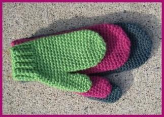 Crochet Mitten Patterns Free Crochet Mittens Pattern Mrs Murdocks Mittens Interweave
