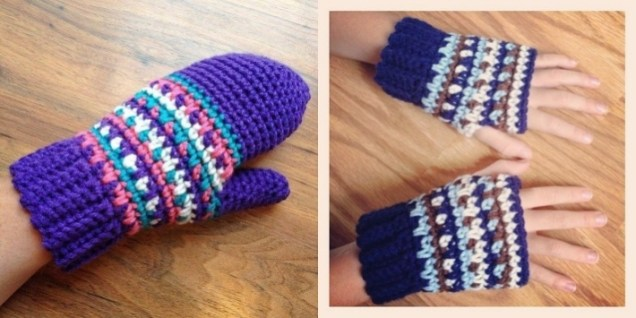 Crochet Mitten Patterns Top Crochet Mitten Patterns On Craftsy
