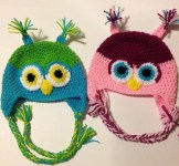 Crochet Owl Hat Pattern Crochet Owl Patterns For Beginners Dancox For