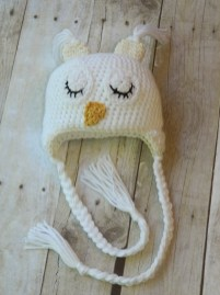 Crochet Owl Hat Pattern Happy Ba Crochet Ba Its Cold Outside
