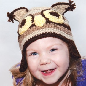 Crochet Owl Hat Pattern Owl And Puppy Hat Pattern
