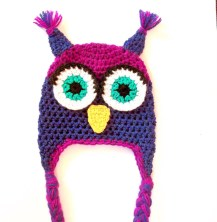 Crochet Owl Hat Pattern Owl Hat Crochet Pattern