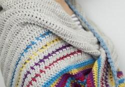 Crochet Shawl Pattern Modern Crochet Shawls Wraps Free Pattern Made Peachymade Peachy