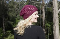 Crochet Slouchy Hat Pattern Waffle Cone Slouchy Hat Craftsmumshipcraftsmumship