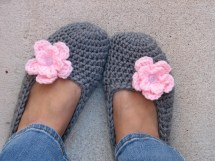 Crochet Sneaker Pattern Adult Slippers Crochet Pattern Pdfeasy Great For Beginners Shoes