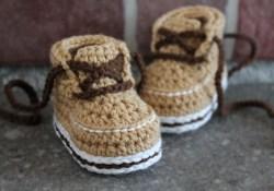 Crochet Sneaker Pattern Crochet Pattern Pdf Ba Boys Boots Forrester Boot Etsy