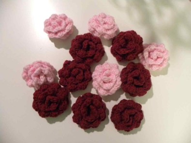 Easy Crochet Flower Pattern Crochet Flower Pattern For Beginners Rose Tutorial And