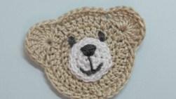 Easy Crochet Teddy Bear Pattern How To Make A Cute Crocheted Teddy Bear Application Diy Crafts