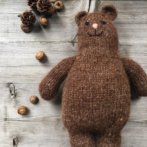 Easy Crochet Teddy Bear Pattern Otso Free Pattern Our Christmas Gift To You Loopknitlounge