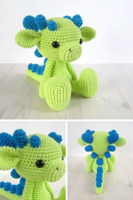 Free Crochet Animal Patterns 22 Totally Adorable Amigurumi Dragon Patterns You Need To Make For