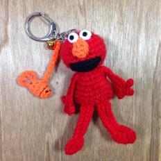 Free Crochet Animal Patterns Stuff Susie Made Mini Crochet Elmo Free Crochet Amigurumi Pattern