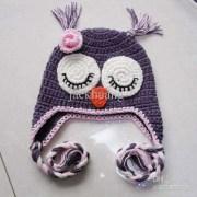 Owl Hat Crochet Pattern Best Owl Hat Photos 2017 Blue Maize