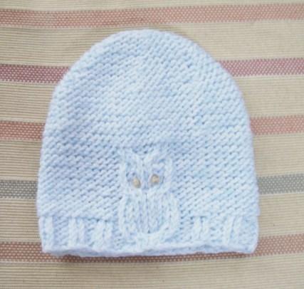Owl Hat Crochet Pattern New Zealand How To Knit A Ba Owl Hat Easy 2e1b9 Cbdef