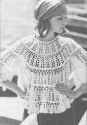 Vintage Crochet Patterns Cemetarian Crochet Books And Pdfs
