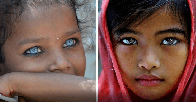 45 Most Beautiful Black Women Around The World: These People With The Most Beautiful Eyes In The World