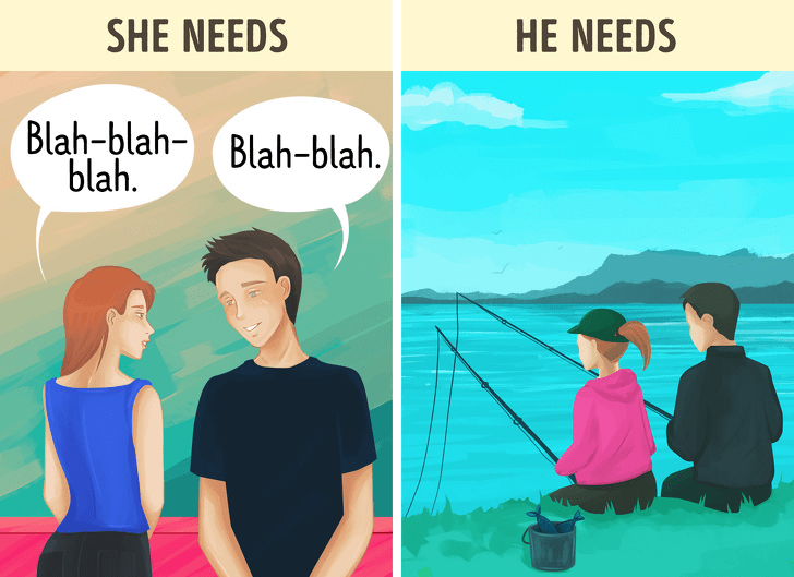 5 Basic Needs Of Men And Women That Needs To Be Satisfied In Their Married Relationship