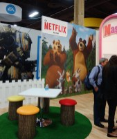 Netflix's Masha and the Bear