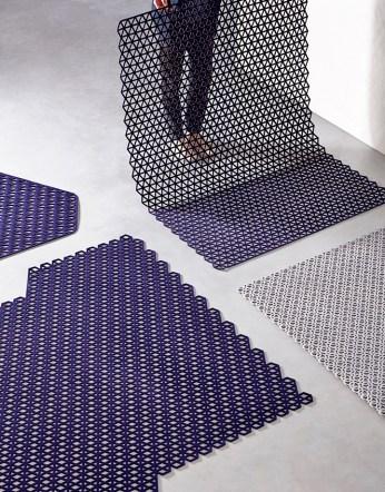 Open rugs by Studio Plott