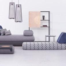 Urban Nomad mobile sofa by Hannabi