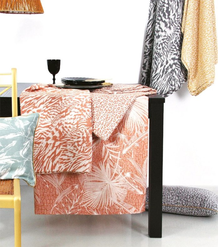 Earthy color at Comfort & Innovations