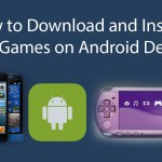 How to Download and Install Psp Games on Android Device