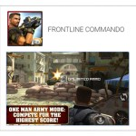 Frontline Commando – App Review and Download