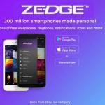 Zedge – Wallpaper Ringtones and Themes