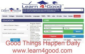 Learn4good – Good Things Happen Daily | Learn4good.com
