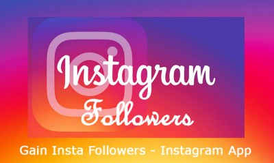Insta Followers - Get Instagram Followers | Instagram App