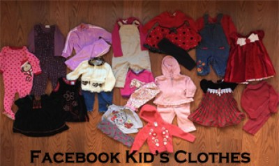 Facebook Kid's Clothes - Facebook Store