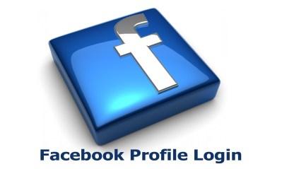 Facebook Profile Login - Facebook Login