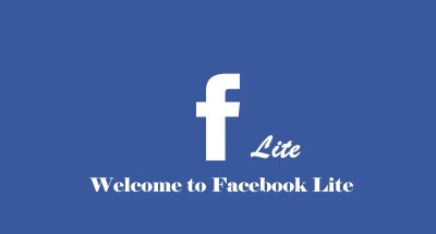Welcome to Facebook Lite - Download the Facebook Lite App