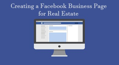 Creating a Facebook Business Page for Real Estate - Facebook Business Page