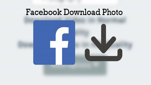 Facebook Download Photo