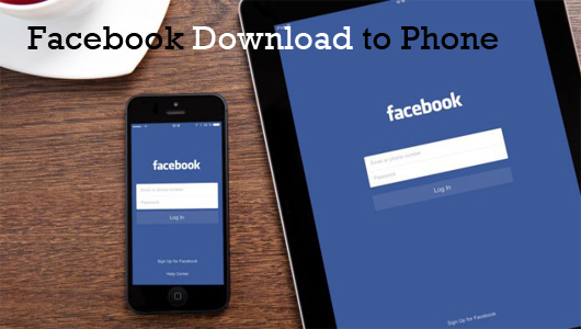 Facebook Download to Phone
