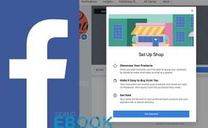 New Facebook Shop - Setup a Facebook Shop for Business
