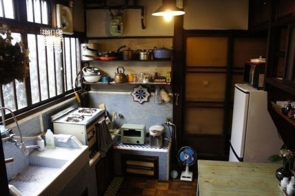Apartment With Artistic Japanese Style Design 12