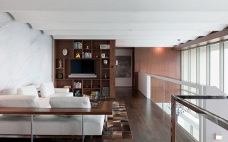Apartment With Artistic Japanese Style Design 25