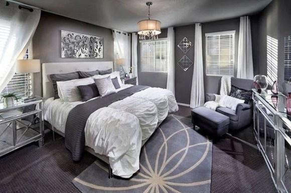 Bedroom Decorating Ideas To Create New Atmosphere 07