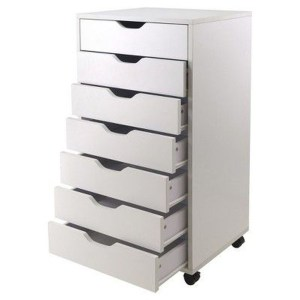 Drawer Cabinet Designs For Your Narrow Houses 41