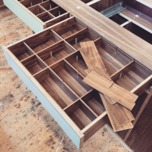 Drawer Cabinet Designs For Your Narrow Houses 42