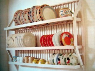 Functional Dish Storage Inspirations For Your Kitchen 02