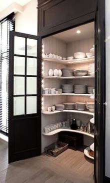 Functional Dish Storage Inspirations For Your Kitchen 43