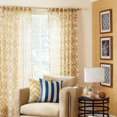 Guide To Choosing Curtains For Your Minimalist House 25