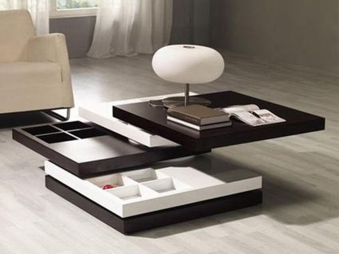 Inspirations To Choosing The Right Tables For Cramped Room 08