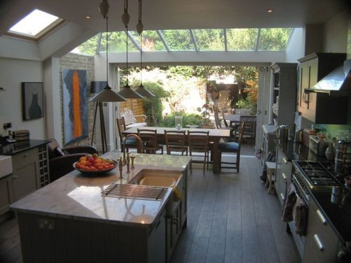 Inspirations For Beautiful House Extension 08