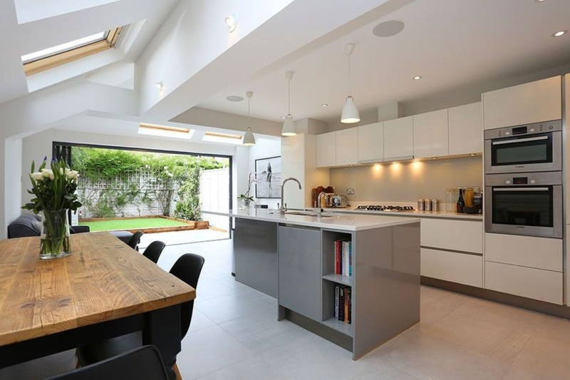 Inspirations For Beautiful House Extension 33