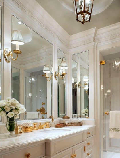 Inspiring Bathrooms With Stunning Details 32